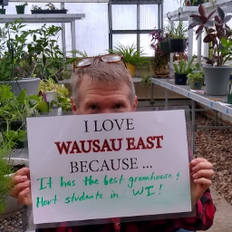 Wausau East is Amazing Because… Lily LaPorte-Tessmer (Grade 9)